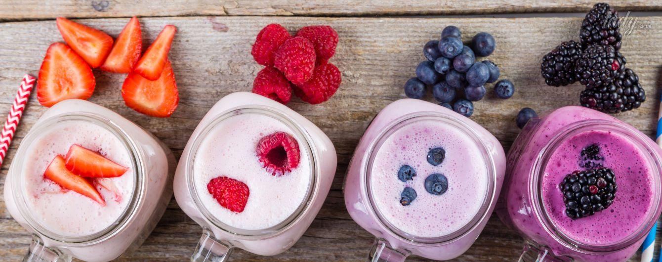 8 рецептов идеального летнего завтрака