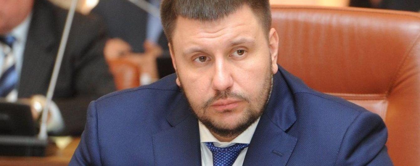 Матіос повідомив про арешти високопоставлених податківців у справі Клименка