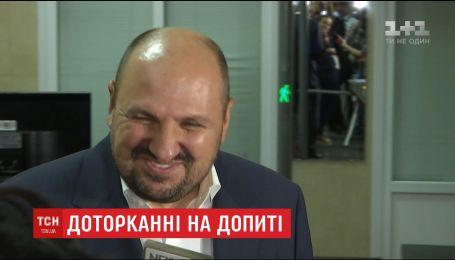 Пока Поляков якобы заболел, нардепам Розенблату и Полякову вручили подозрения
