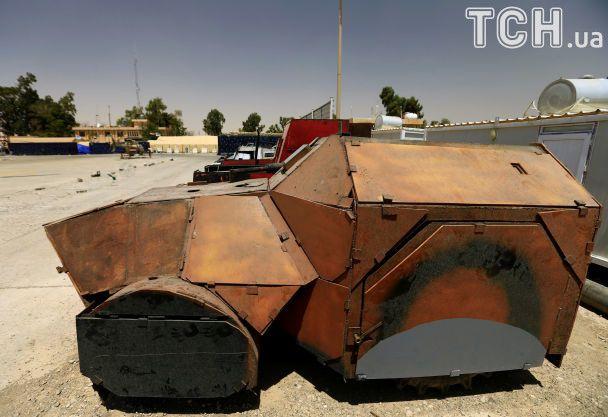 """Метал і камуфляж: показали """"машини смерті"""" ІД"""