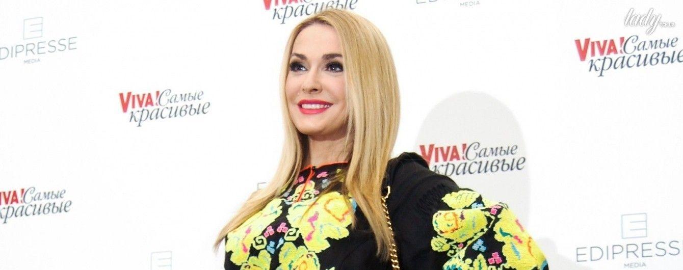 Ольга Сумская поделилась секретом своей красоты