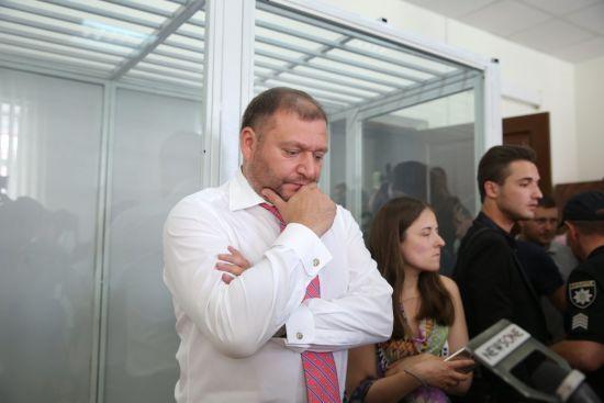 Апеляційний суд відхилив клопотання Добкіна щодо скасування запобіжного заходу