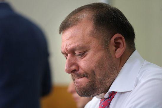 Через ухвалення судової реформи Добкін вийшов з Опоблоку, а Новинський захотів нову опозиційну платформу