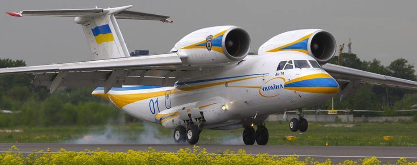 Український літак за 15 млн доларів продали до Казахстану