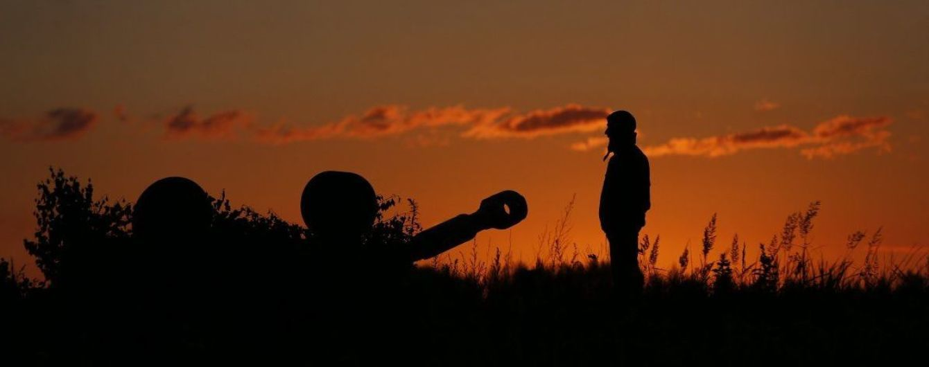 Боевики на Донбассе снова начали стрелять из танков. Хроника АТО