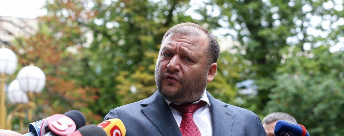 Добкін розповів, хто за нього заплатить заставу в 50 мільйонів гривень