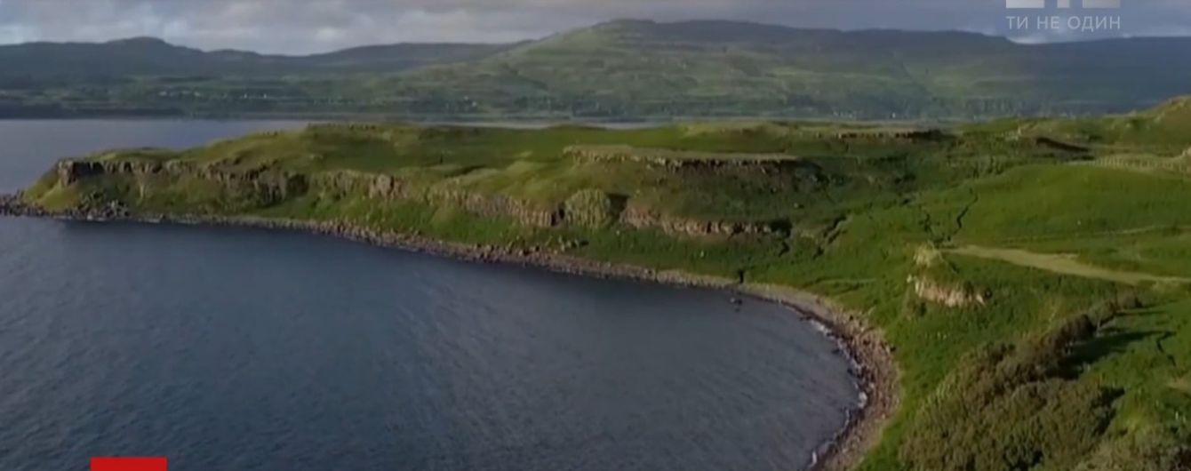 У Шотландії виставили на продаж оспіваний Вальтером Скоттом острів