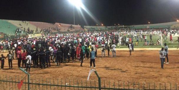 У Сенегалі завалилася стіна стадіону – загинули щонайменше восьмеро людей
