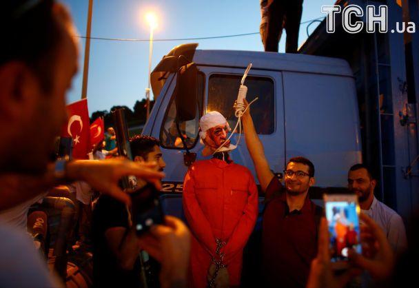 Нагадування Ердогана про смертну кару і Гюлена: як у Туреччині відзначали річницю невдалого перевороту