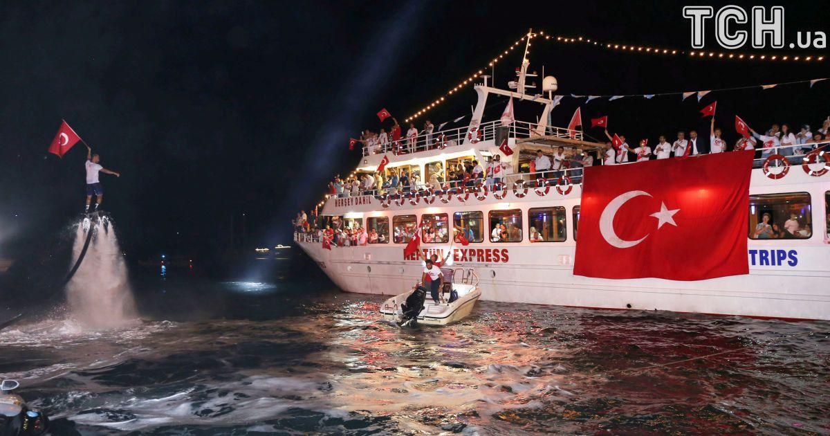 Год назад, в ночь на16 июля, в Турции группа военных осуществила попытку государственного переворота @ Reuters