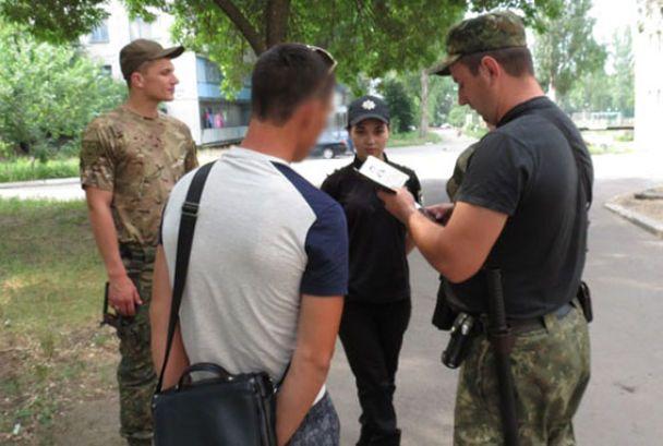 На Донетчине задержали боевика, который успел повоевать в пяти бандформированиях