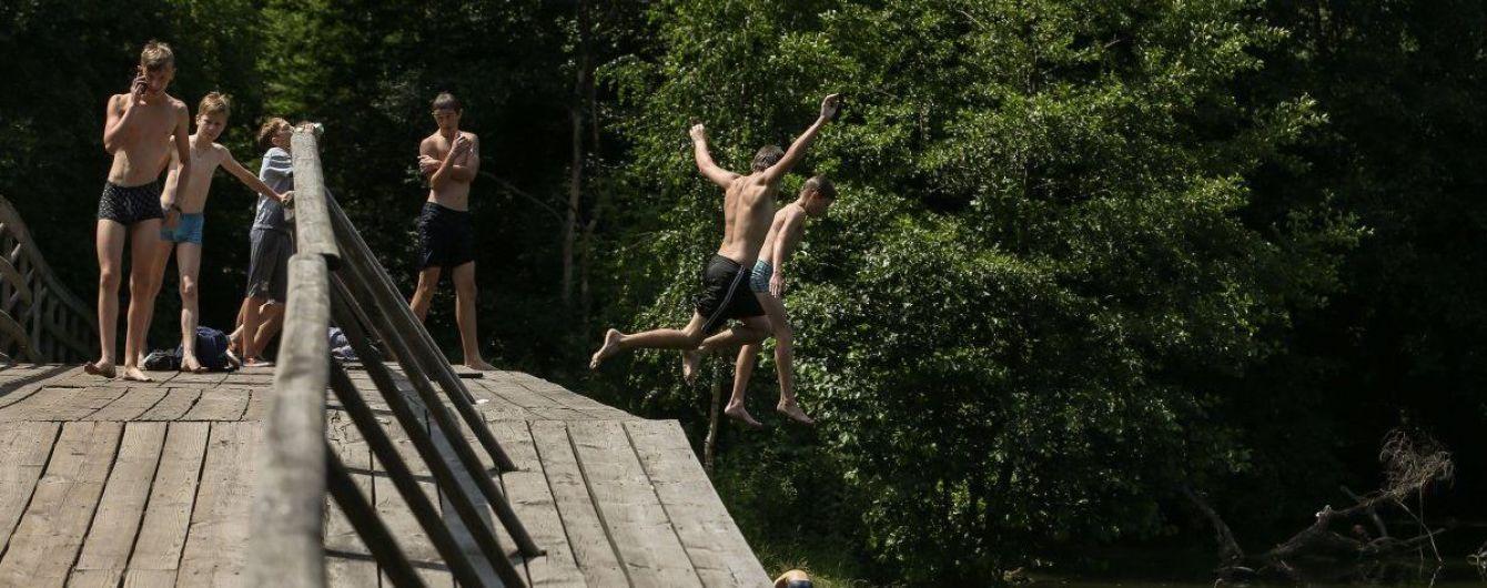 До України повертається сонячна й тепла погода. Прогноз на 17 липня