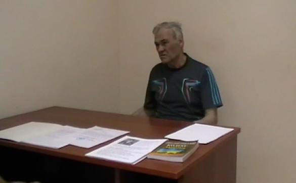 Військовий РФ Валерій Гратов - Санич