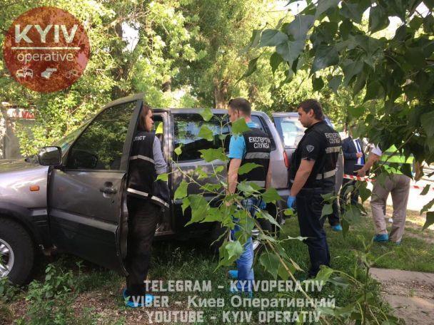 Підступний ворожий замах на добровольців АТО: у поліції розповіли подробиці стрілянини на Подолі