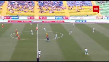 Карпати - Зірка - 1:1. Відео матчу