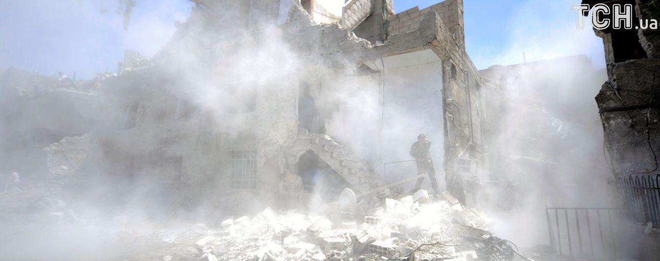 У Дамаску в російському посольстві розірвався снаряд