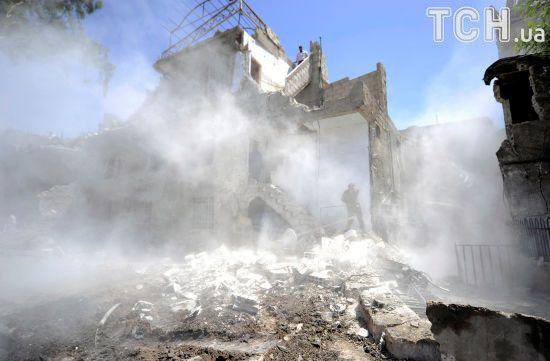 У Дамаску терористи підірвали поліцейську дільницю, є загиблі