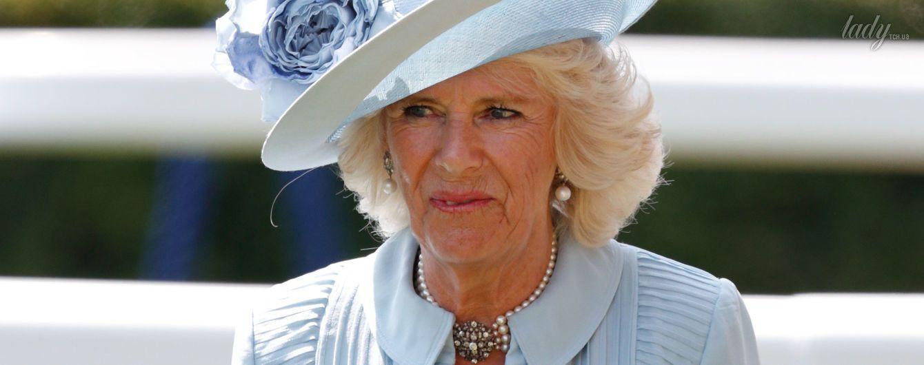 Юбилей герцогини Корнуольской: яркие и не только выходы супруги принца Чарльза