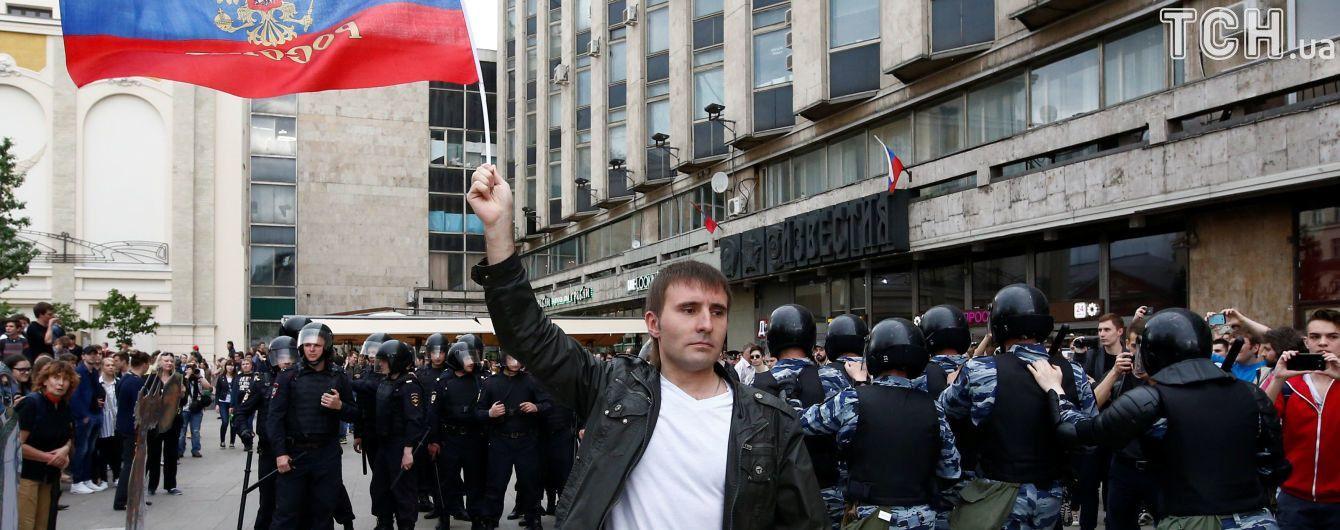 В российском посольстве пожаловалось, что США впервые не поздравили с Днем России