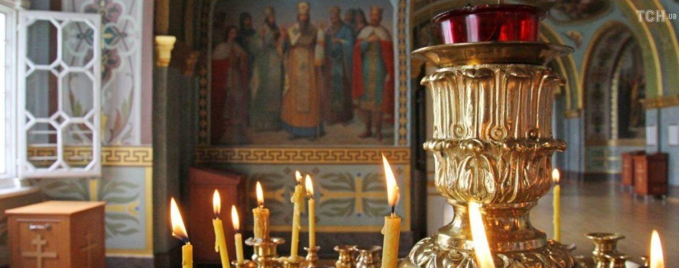 """У Почаївській лаврі закликають молитися за Росію, яку """"розлагають за сатанистською програмою"""""""
