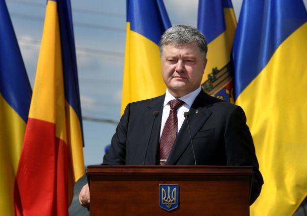 Порошенко обещал поспособствовать возвращению Приднестровья в состав Молдовы