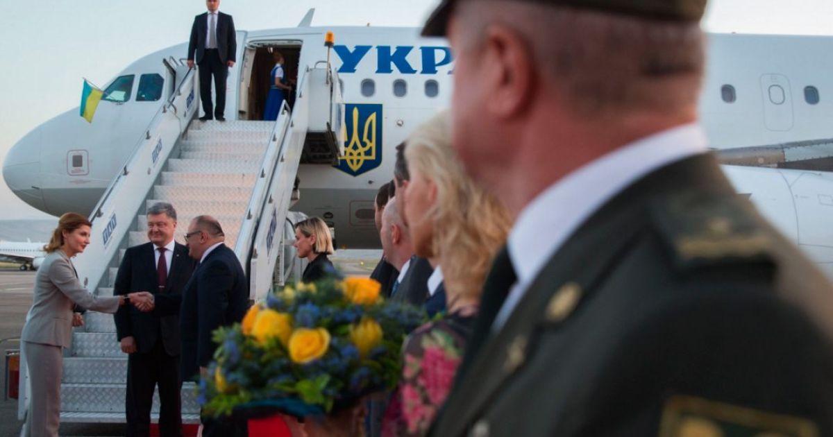 @ Twitter/Администрация президента Украины