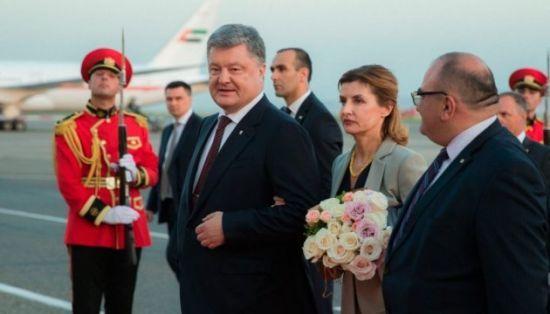 Історичний візит Порошенка до Грузії: українська делегація побуває на кордоні з окупованими Росією територіями