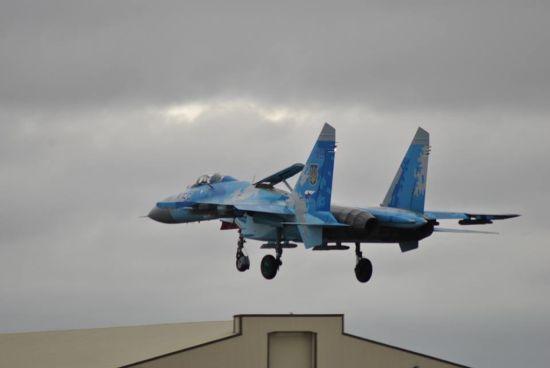 Українські військові льотчики вразили фантастичною майстерністю на авіашоу у Британії