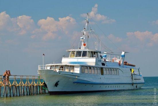 Туристів, які застрягли на острові біля Скадовська, врятували