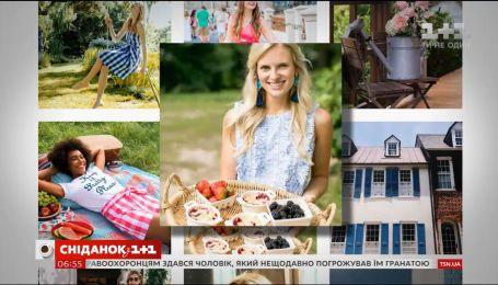 Різ Візерспун рекламує власний одяг
