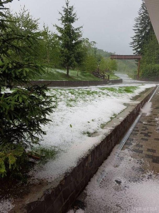 Природа збожеволіла. В Україні випав сніг, Азію накрив потужний тайфун, а Чорногорія палає