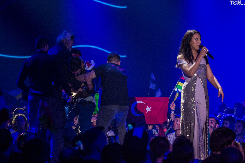 Седюк та Джамала Євробачення-2017