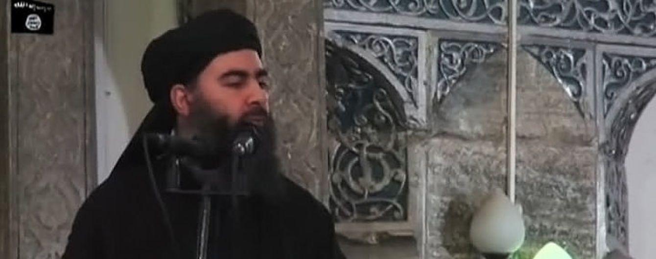 """Сирийские правозащитники подтвердили факт смерти лидера """"Исламского государства"""" аль-Багдади"""