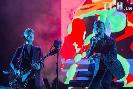 Концерт Depeche Mode в Киеве обязательно состоится – организаторы