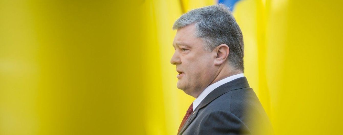 Порошенко заявив про докази підготовки РФ до війни континентального масштабу