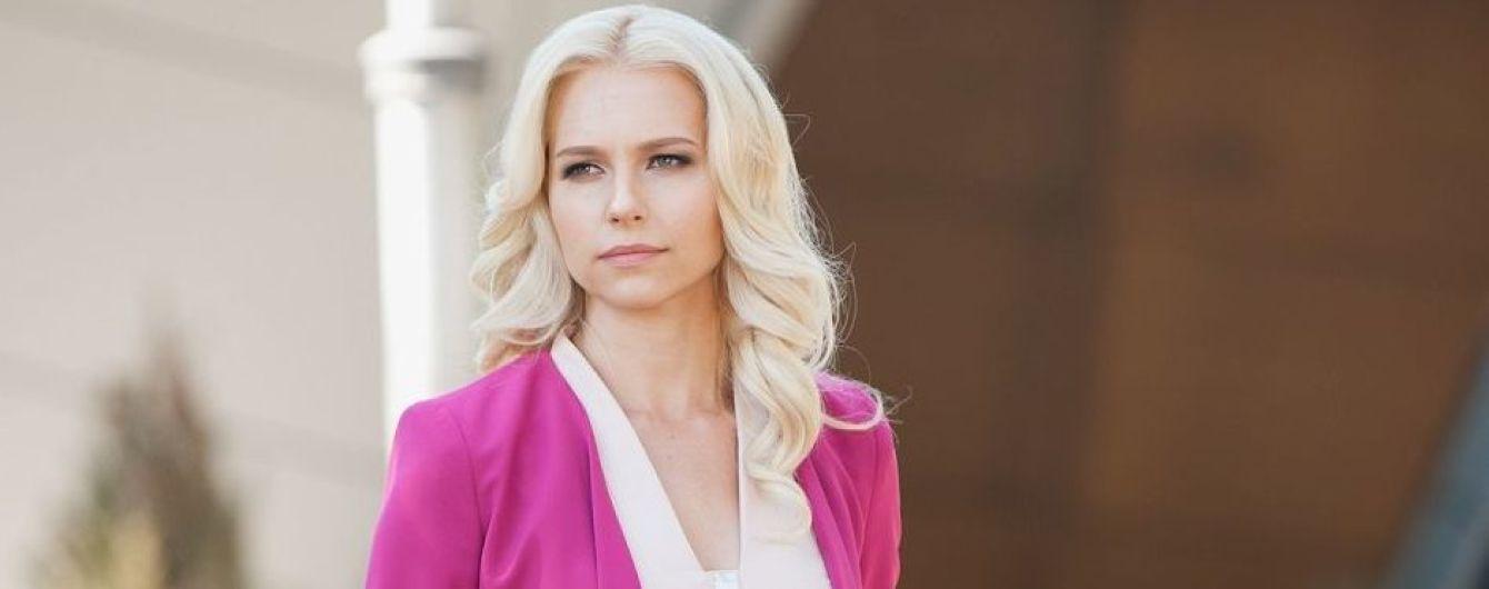 """Зірка серіалу """"Хазяйка"""" Варченко вперше показала сина"""