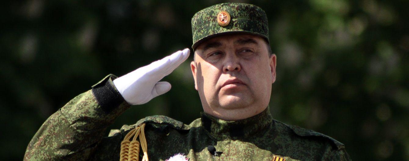 """В """"ЛНР"""" открестились от создания """"Малороссии"""" с Захарченко"""