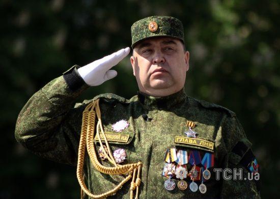 У Мережі опублікували відео прибуття Плотницького до Москви