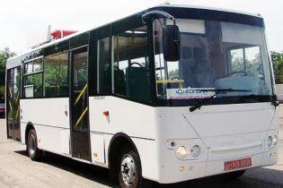 В Украине начнется выпуск газовых автобусов Богдан А22115
