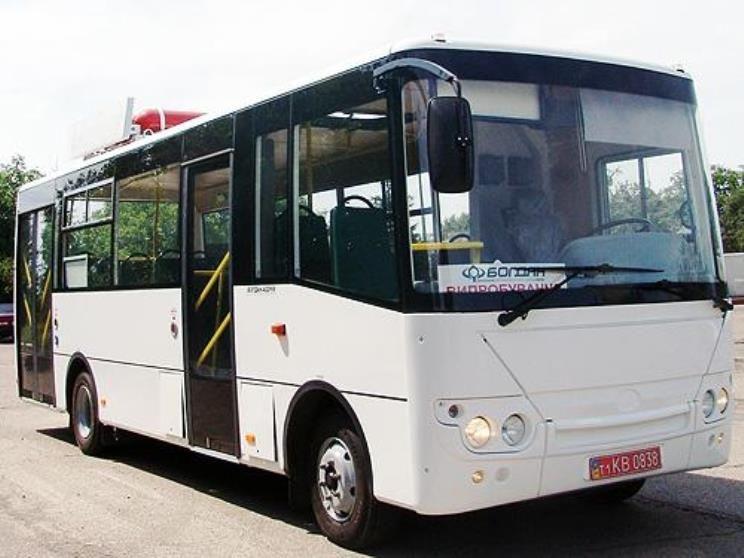 Богдан А22115