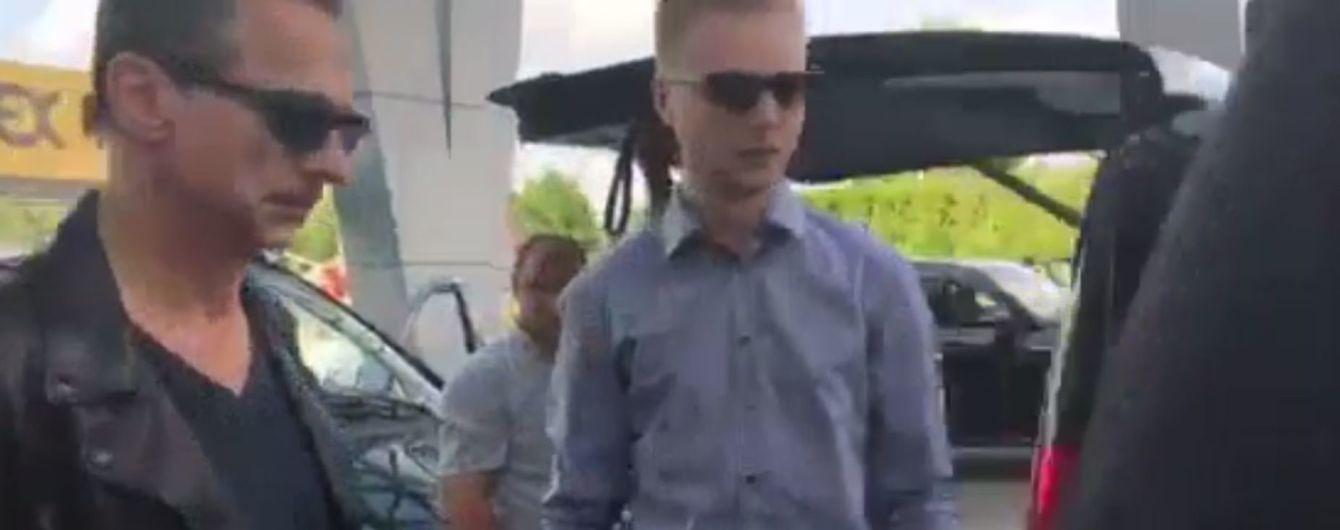Легендарні Depeche Mode прилетіли до Києва. Ексклюзив ТСН