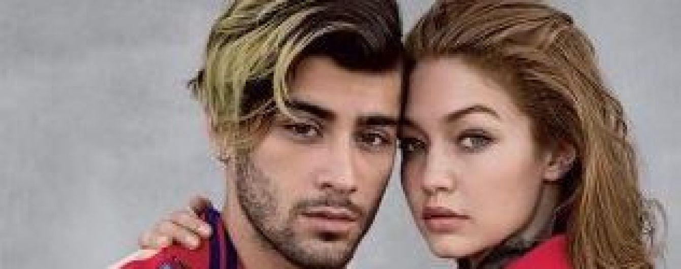 Скандальная фотосессия для Vogue: стильная Джиджи Хадид с бойфрендом