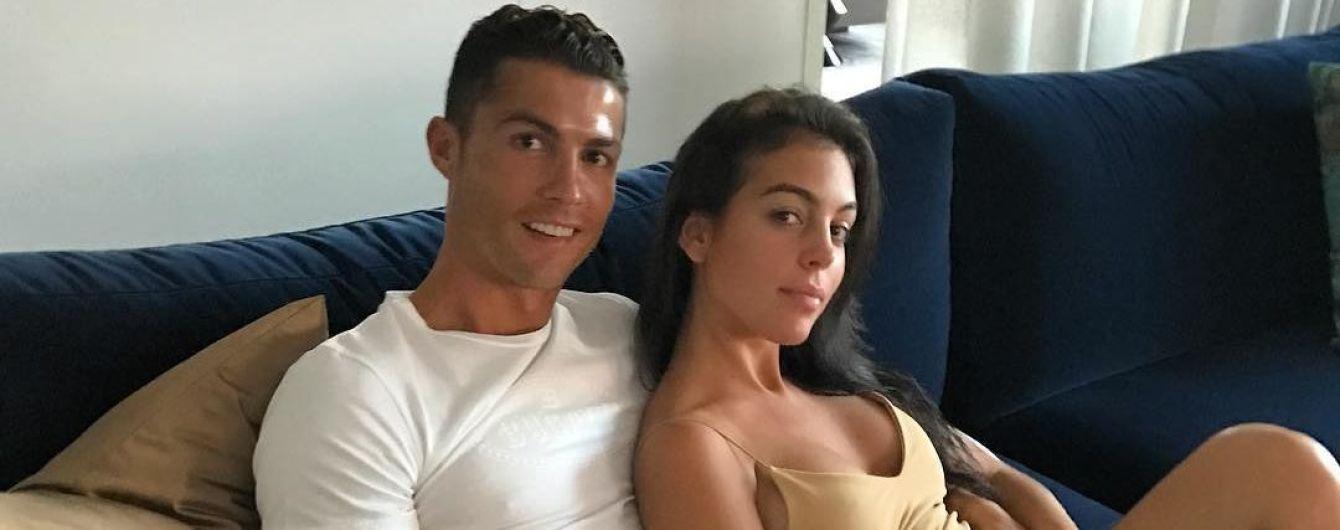 Мама Роналду спростувала вагітність його подруги Джорджини Родрігес