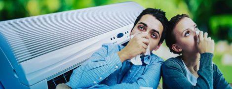 Як не хворіти через кондиціонери