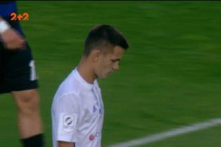 Динамо - Черноморец - 1:1. Видео гола Шепелева