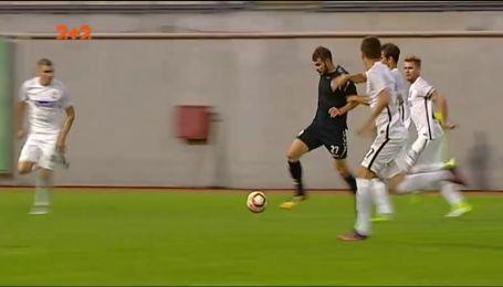 Заря - Сталь - 0:1. Видео-анализ матча
