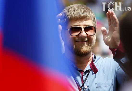 """""""Це клоун, блазень"""". Кадиров відреагував на звинувачення у замаху на Мосійчука"""