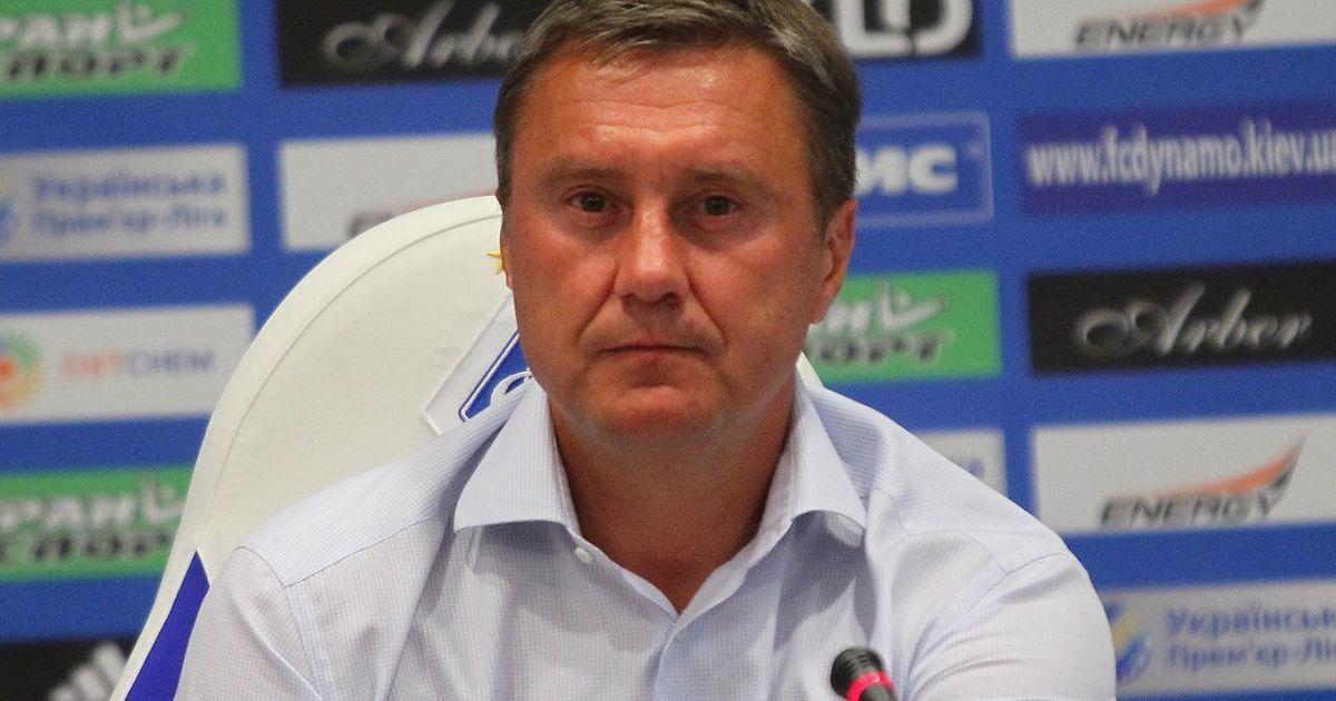 Головний тренер київського