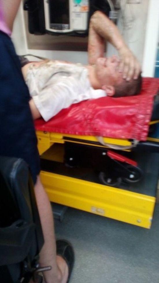 У Львові молодик впав із залізничного моста й отримав удар струмом під час спроби зробити селфі