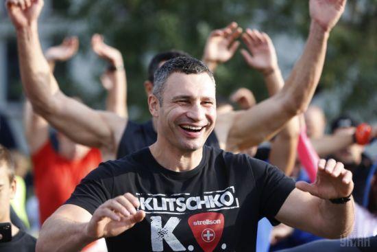 Виталий Кличко: нужно было зайти в раздевалку перед матчем против Хорватии